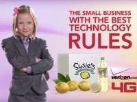 Susie's Lemonade -Verizon 4G