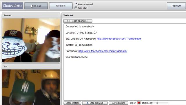 chatroulette gays