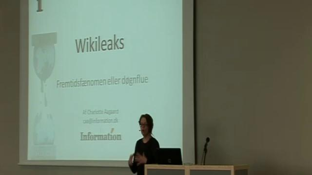 Charlotte Aagaard: Hndtering af information i et digitalt landskab