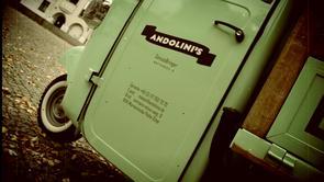 Beispiel: Imagefilm, Video: Andolini's GenussBringer.