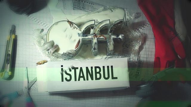 OFFF Istanbul - Open Titles by Ouchhh