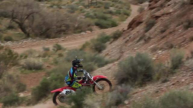 UTAH MOTO, Brandon Kealamakia