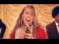 "Mariah Carey ""Oh Santa"" Music Video"