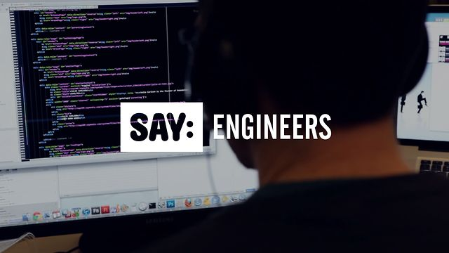 SAY: Engineers
