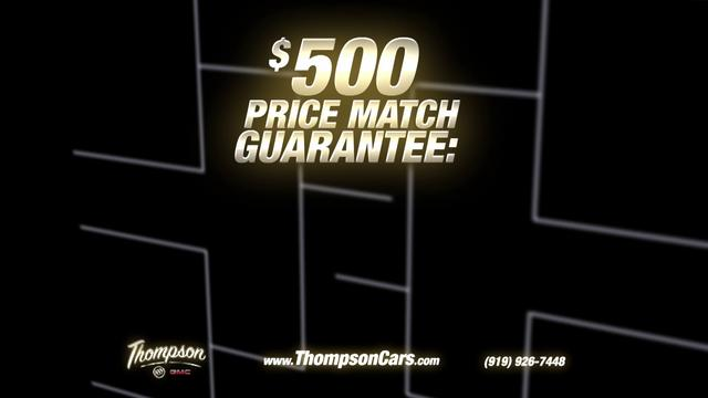 Thompson Buick-GMC - Brackets