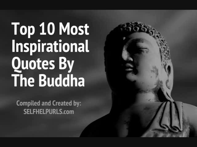 top 10 most inspirational quotes by buddha on vimeo