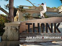 Think Skateboards - Flow Ripper - Joey Guevara