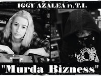 Iggy Azalea - Murda Bizness (feat. T.I.) (In-Studio Performance)