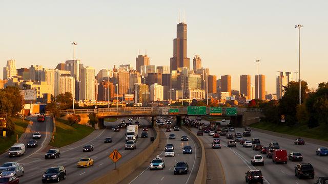 Короткометражка  Places in Time: Chicago онлайн