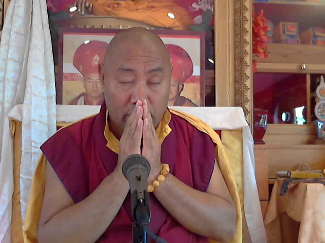 Khenchen Rinpoche - Day 4, 1 of 2