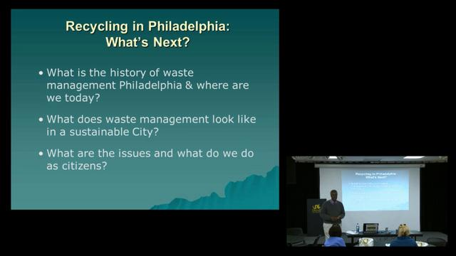 Recycling in Philadelphia - What's Next