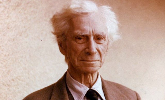 """analyzing bertrand russell essay Russell's theory of descriptions  russell explains how to handle this puzzle as follows: """"suppose now we wish to interpret the proposition, """"i met a man ."""