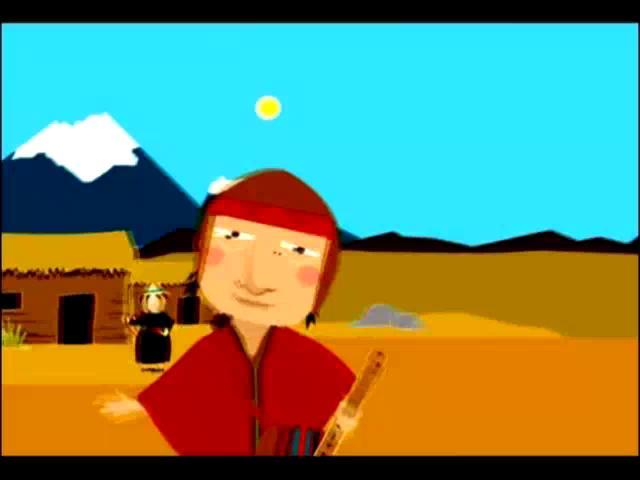 La música de las montañas (cuentos Aymara)
