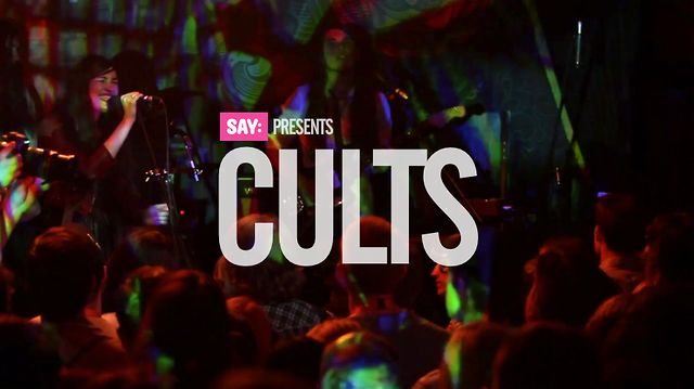 SAY Presents: Cults