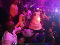 Nicki Minaj - Album Release Party @ Club LIV ()