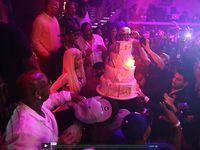 Nicki Minaj - Album Release Party @ Club LIV