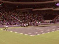 3D Anagliph Tennis Federation Cup Trailer
