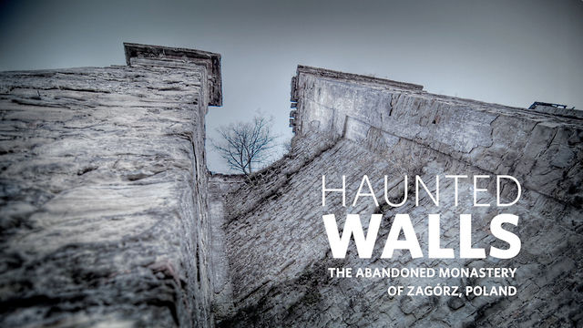 Timelapse Academy: The haunted walls