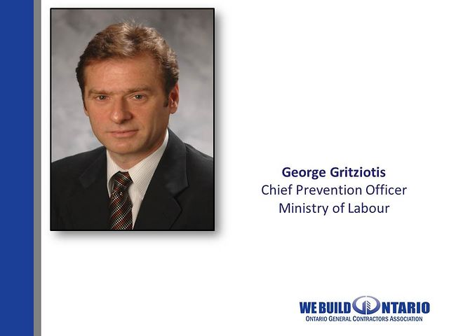 08 George Gritziotis - Charting Occupational Heath & Safety Changes