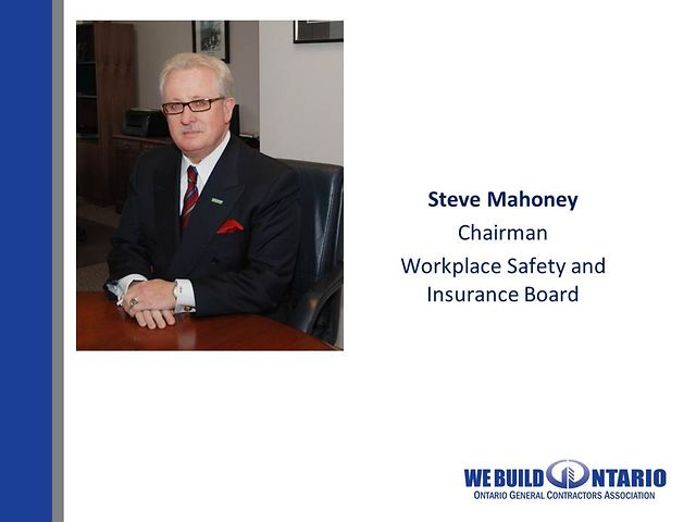 02 Steve Mahoney - OGCA Leadership Meeting March 8th, 2012