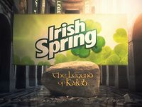 Irish Spring &#8220;The Legend of You&#8221;: Irish Spring The Legend of You