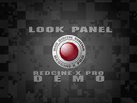 REDCINE-X PRO: Look Panel