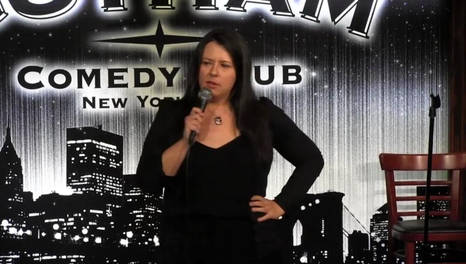 Vicky Kuperman Stand-up April 2012 NYC