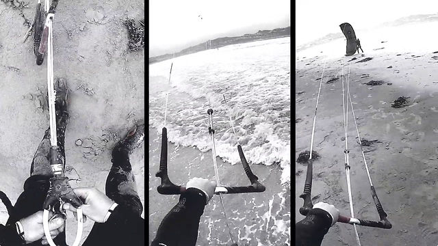 Windy City | Kitesurfing Sessions | Wellington, New Zealand