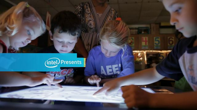 Intel: Stories of Innovation - Education