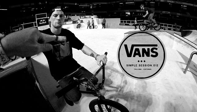 SIMPLE SESSION 2012 / VANS BMX TEAM HIGHLIGHTS