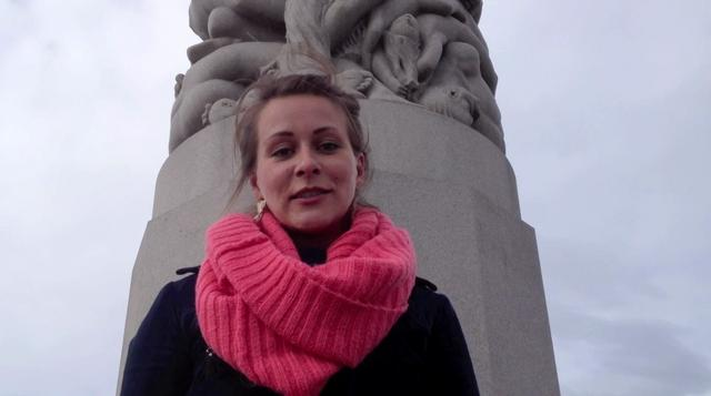 Solidaridad con Cherán desde Oslo