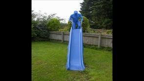 Blue Slide Star