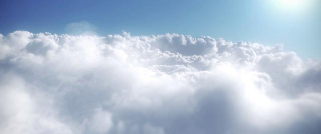 3D Volumetric Clouds R&amp;D