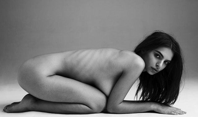 Steve Shaw shoots Emily Ratajkowski - 01