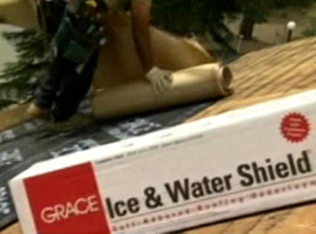 Grace Ice Amp Water Shield 174 Roofing Underlayment On Vimeo