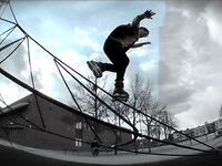 Dustin Werbeski's de-hibernation in another nation, aka his spring sessions in Sweden.   Song: Smoke - Sydney Gill  www.undercover-wheels.com http://www.facebook.com/UCWheels