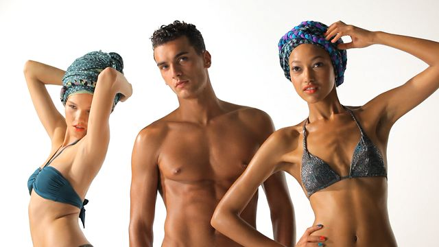 Undercolors of Benetton. Spring/Summer 2012 Beachwear Collection