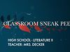 FPE Sneak Peek - High School - Literature II