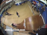 San Francisco Skate Club Visits Ramp Rats in Santa Rosa