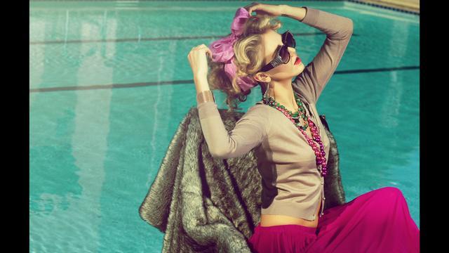 Fashion Shoot- Hotel California- Emily Soto Photography