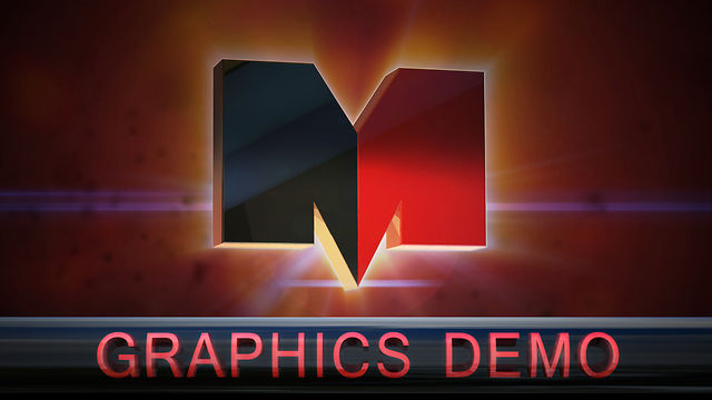 Metro Productions- Graphics & Animation Demo