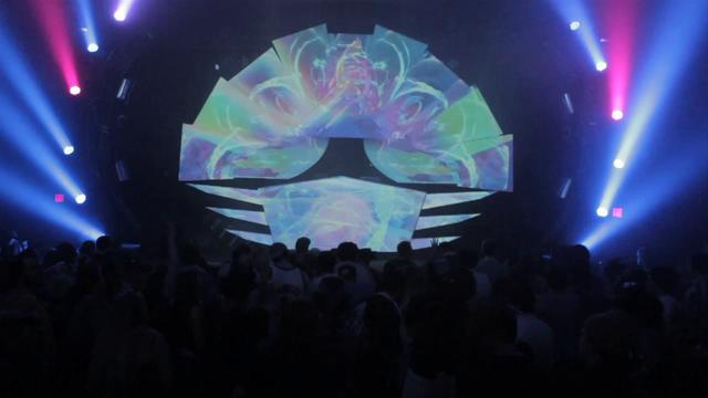 Shpongle at The Bourbon Theatre | 04.03.2012