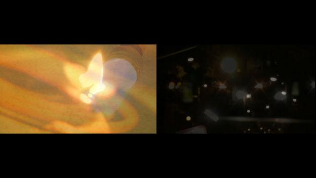 Luminescent Super-Structure
