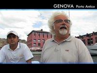 [VisioPortulan terre-mer] Vieux port de Gênes