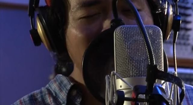 "The Temper Trap - ""Sweet Disposition""  studio recording"
