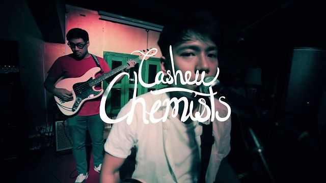 Cashew Chemists | Over You (Live at BluJaz Cafe)