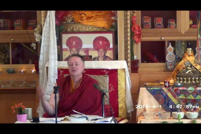 Khenmo Trinlay Chodron - Day 3, 2 of 2