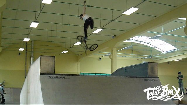 Damian Onufrak - Welcome to Total Bmx