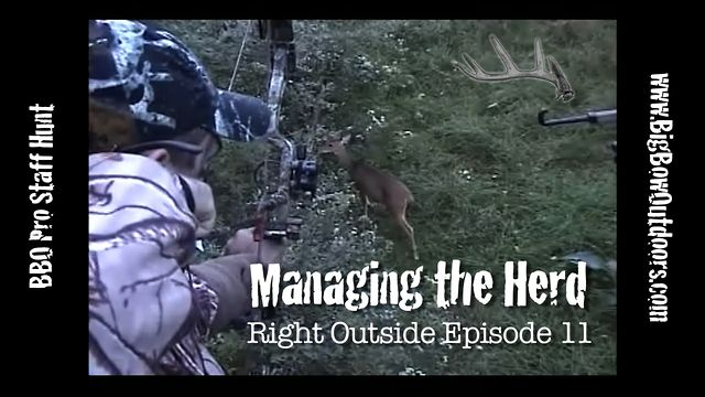 Right Outside Episode 11 - Managing the Herd