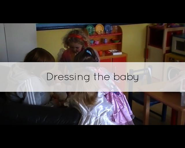Dressing Baby
